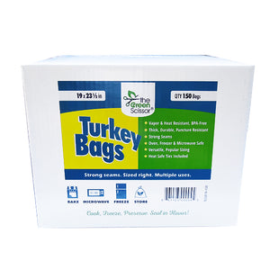 The Green Scissor Turkey Bags