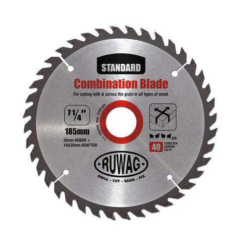 Ruwag Standard Circular Saw Combination Blade