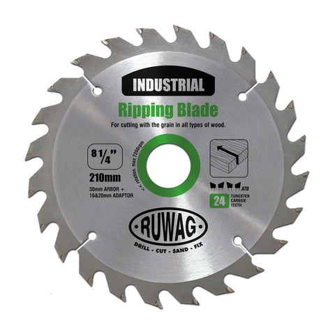 Ruwag Industrial Circular Saw Ripping Blade