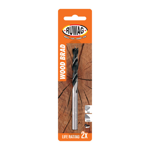 Ruwag Wood Brad Point Drill Bit