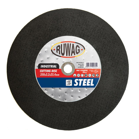 Ruwag Steel Abrasive Cutting Disc