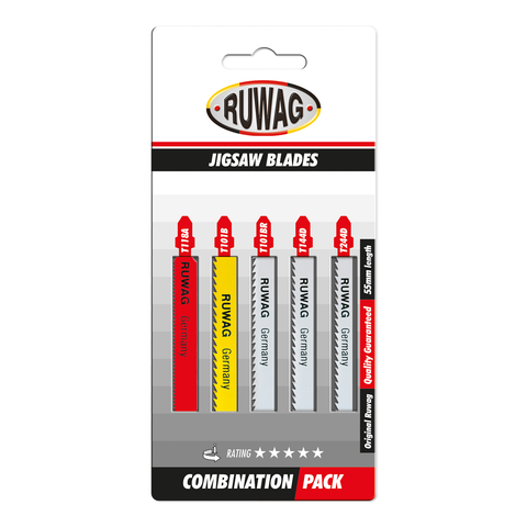 Ruwag T-shank Combination Jigsaw Pack
