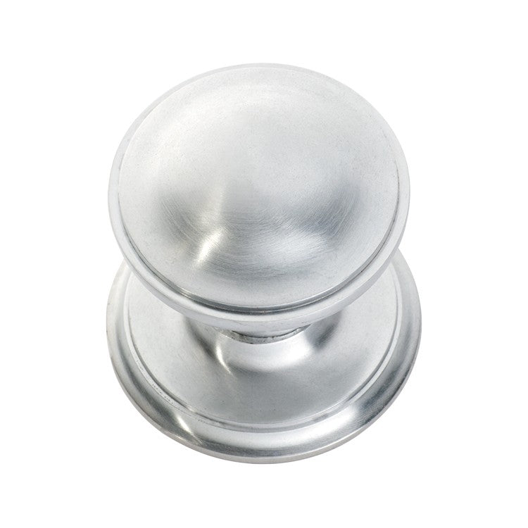 Round Centre Knob (Multiple Finishes)