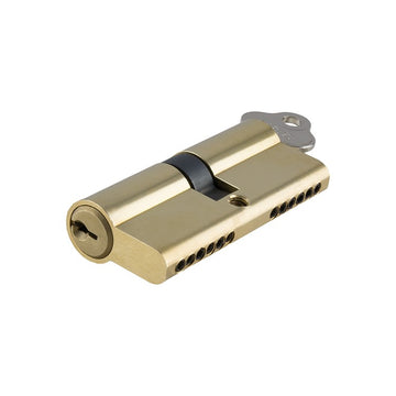 Euro Double Key Cylinder 70mm (Multiple Finishes)