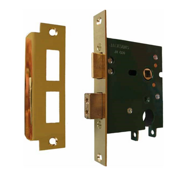 JMC60 Short Body Euro Mortice Lock