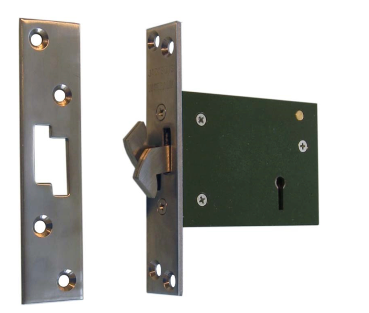 JMHSL560 Traditional Key Sliding Door Lock