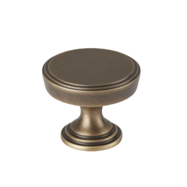 Armac Martin Lincoln Knob (Multiple Sizes & Finishes)