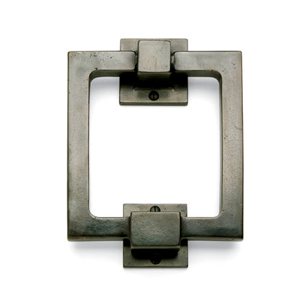 Sun Valley Bronze Square Door Knocker DK-96