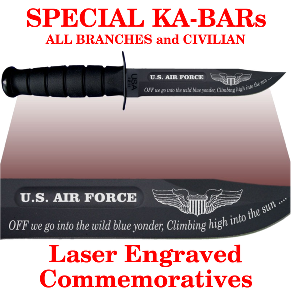COMMEMORATIVE KA-BARS