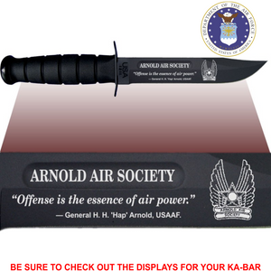 "AF88 - AIR FORCE Commemorative - ""ARNOLD AIR SOCIETY"""
