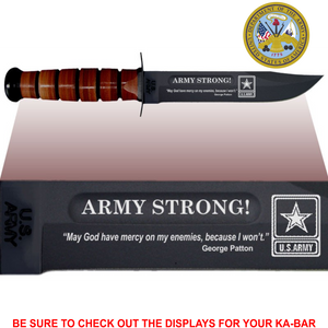 "AR80 - ARMY Commemorative - ""ARMY STRONG"""