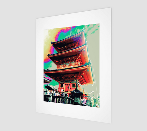 Psychedelic Pagoda