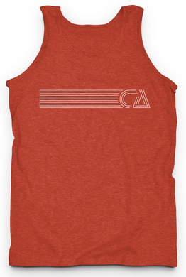 CA Stripes Tank