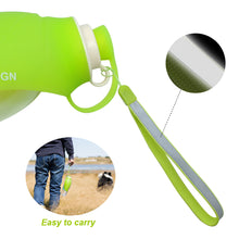 650 ML  Portable Dog Water Bottle