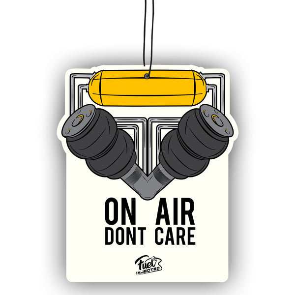 On Air Dont Care Air Fresheners