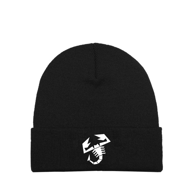 Abarth Club Scotland Beanie - Black