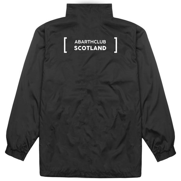 Abarth Club Scotland Windbreaker