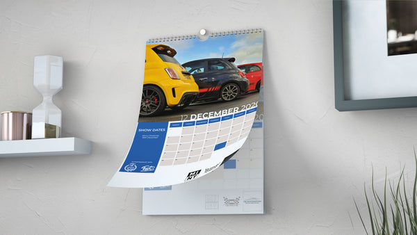 Abarth Scotland Calendar