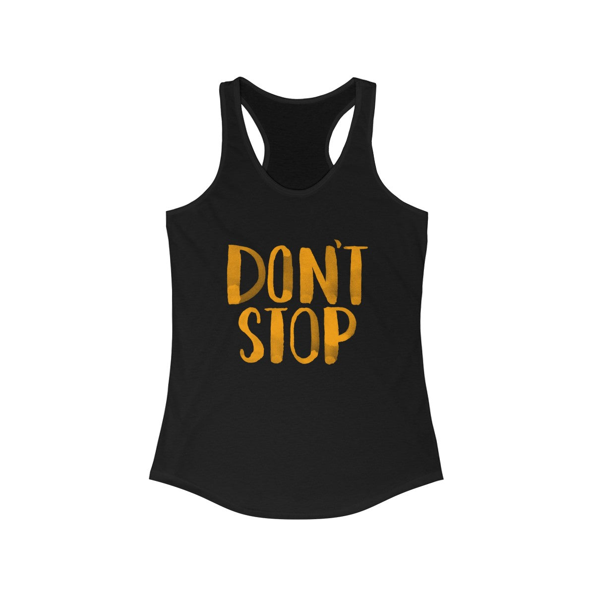 Don't Stop Tank