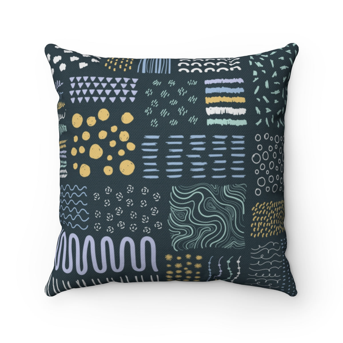 Boho Square Pillow