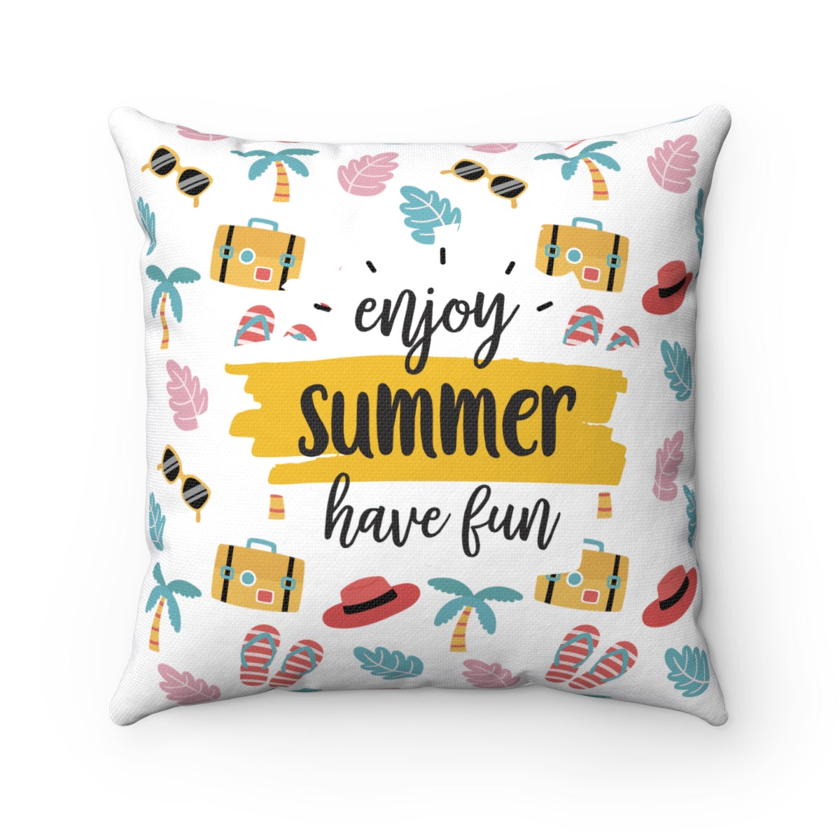 Enjoy Summer Pillow