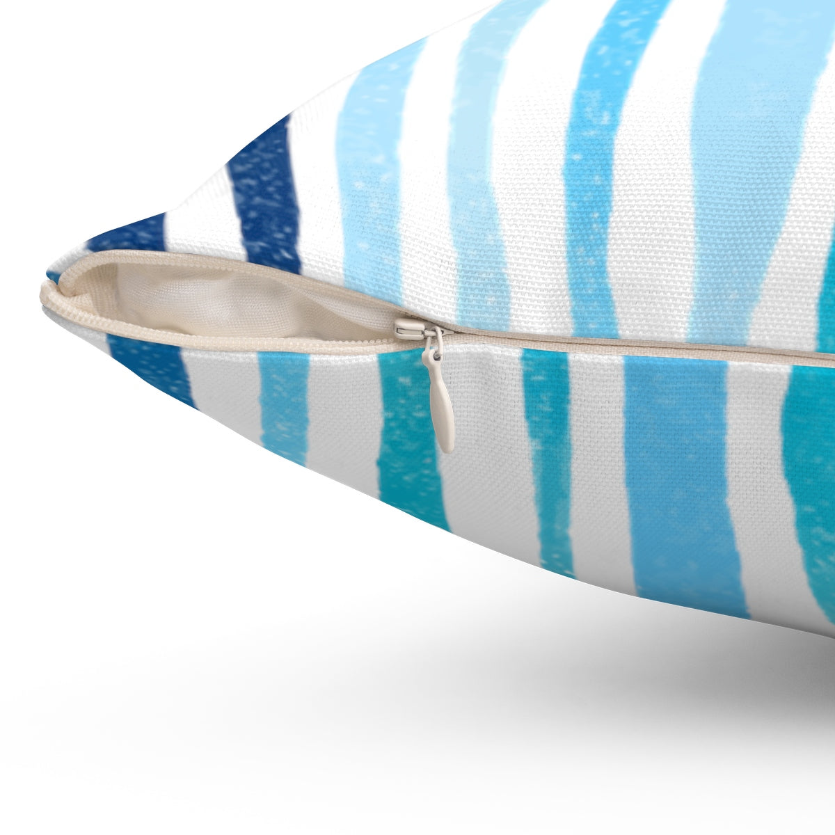 Waves Square Pillow
