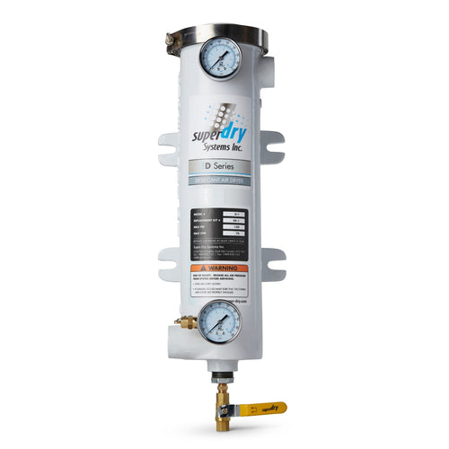 280-110-D-1-SUPER-DRY-DESICCANT-COMPRESSED-AIR-DRYER-HEATLESS-SYSTEM-FOR-AIR-COMPRESSOR-SINGLE-TOWER-POINT-OF-USE