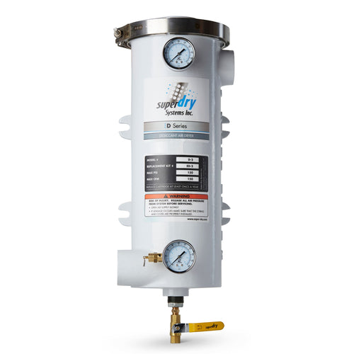 280-120-D-2-SUPER-DRY-DESICCANT-COMPRESSED-AIR-DRYER-HEATLESS-SYSTEM-FOR-AIR-COMPRESSOR-SINGLE-TOWER-POINT-OF-USE