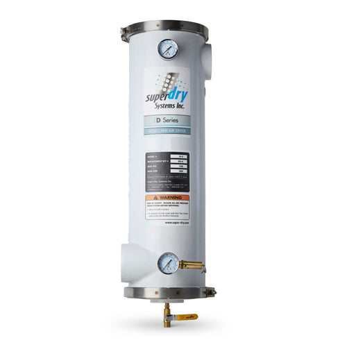 D4 - Desiccant Air Dryer