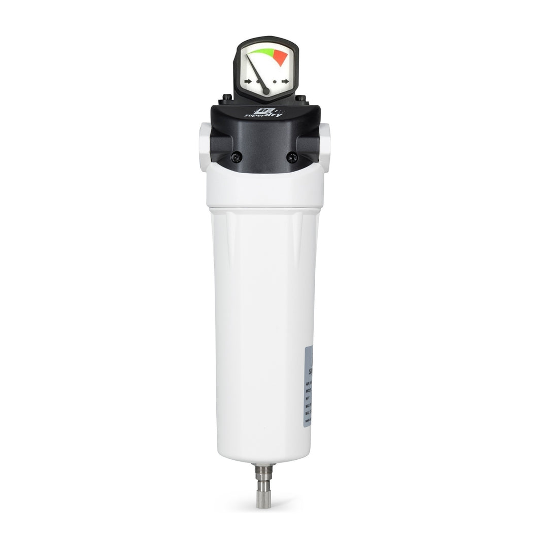 340-110-SUPER-DRY-COMPRESSED-AIR-FILTER-COALESCER-PARTICULATE-OIL-CARRY-OVER-SAF-85