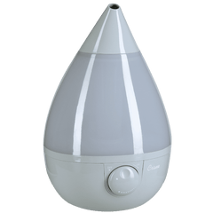 sleep with a humidifier on