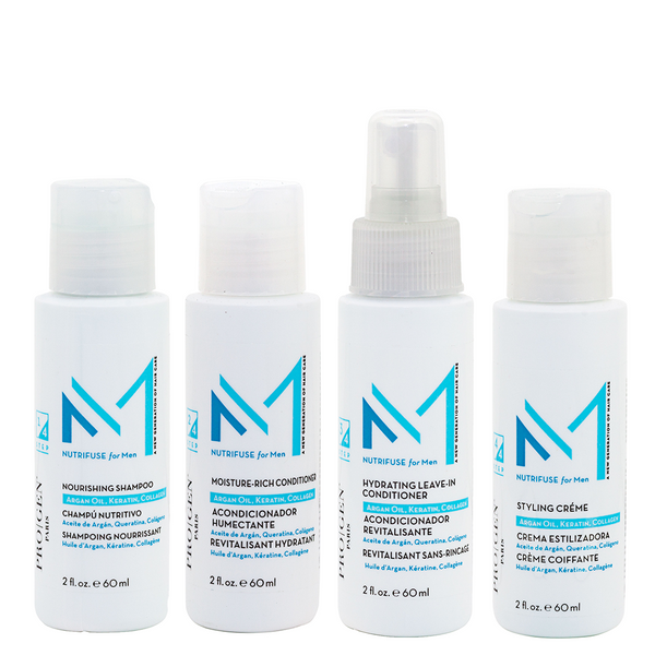 Men's Travel Kit - Progen Nutrifuse