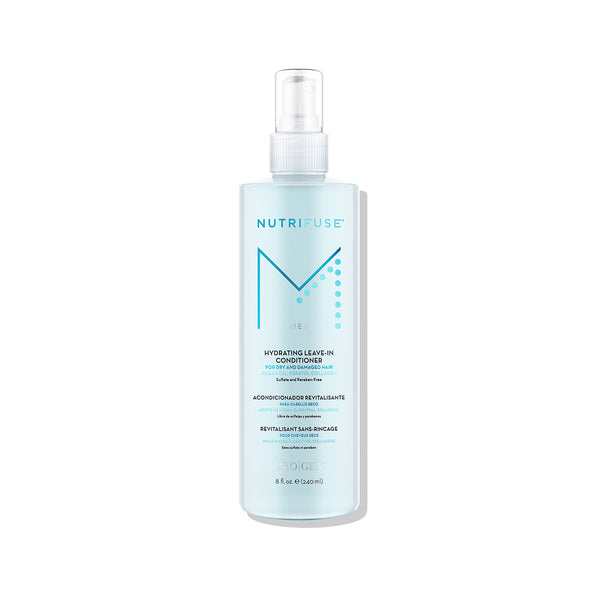 240ml hydrating leave-in conditioner for men