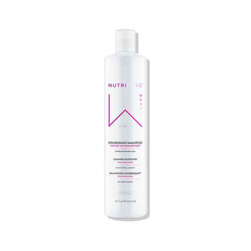 300ml - women's nourishing shampoo