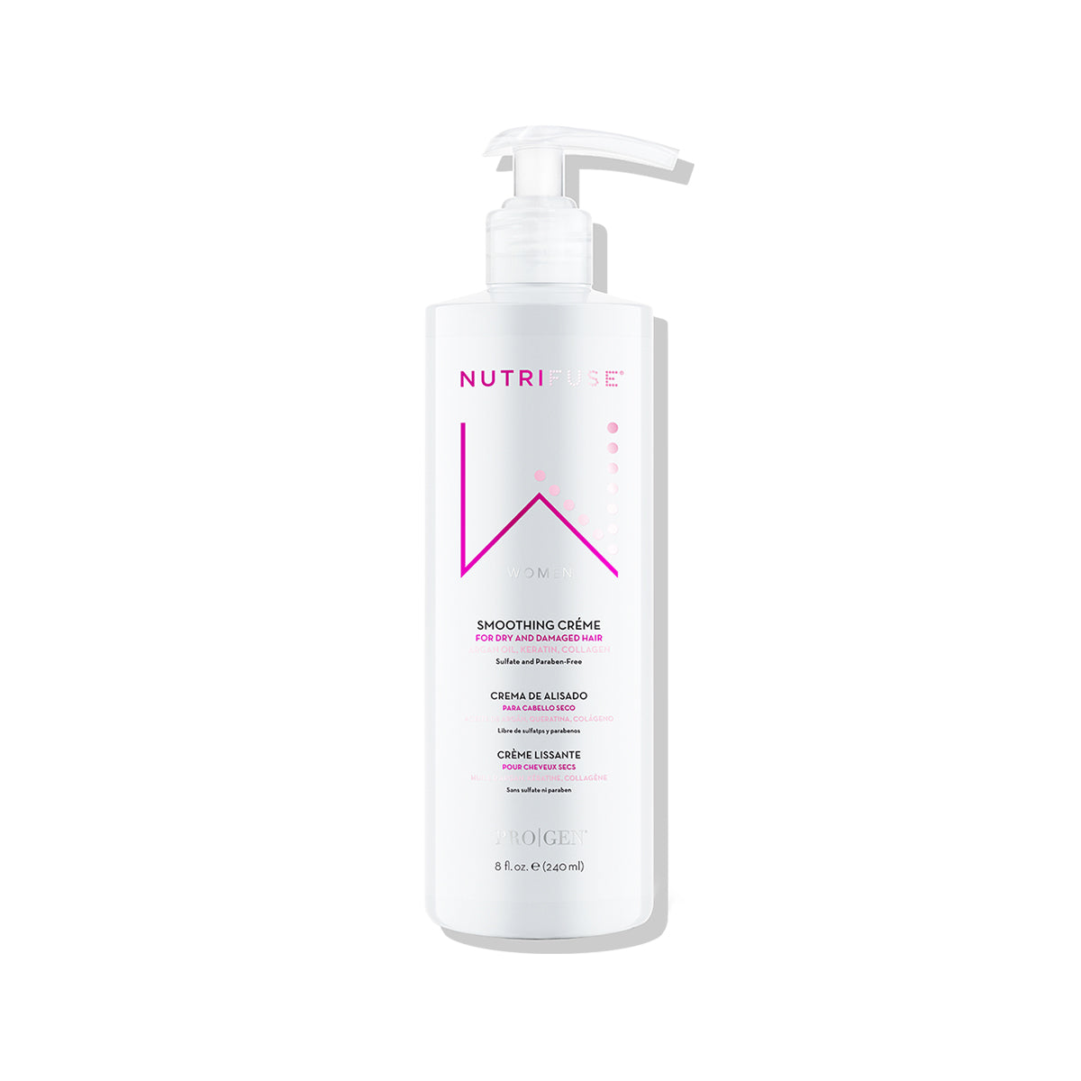 240ml smoothing creme for women