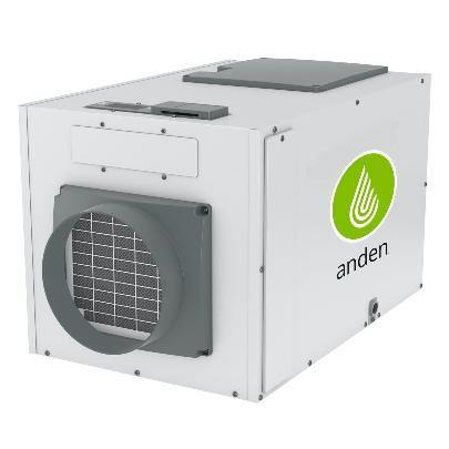 Anden Dehumidifier 130 Pints / Day - GrowDudes