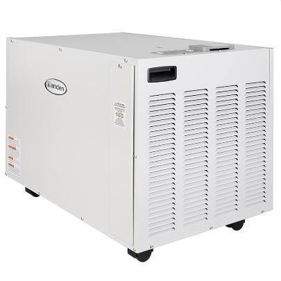 Anden Dehumidifier 130 Pints / Day W / Caster Wheel - GrowDudes