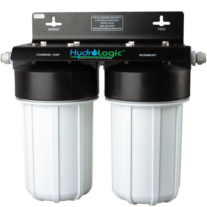 HydroLogic Pre-Evolution Filter RO1000 - GrowDudes