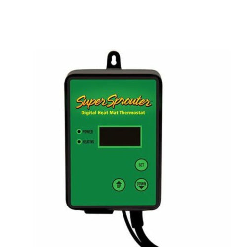 Super Sprouter™ Seedling Heat Mat Digital Thermostat