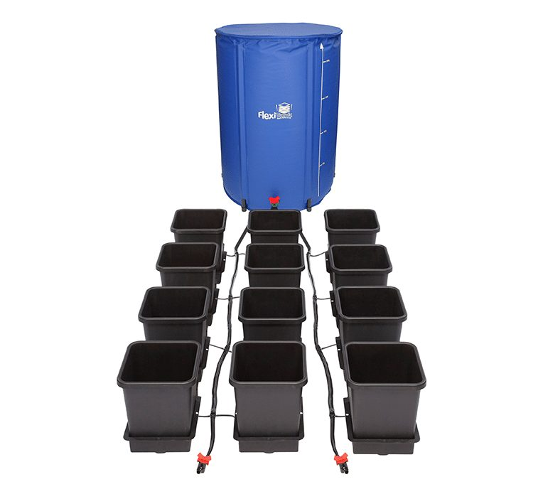 AutoPot 12 Pot Complete Watering Systems W/Tank