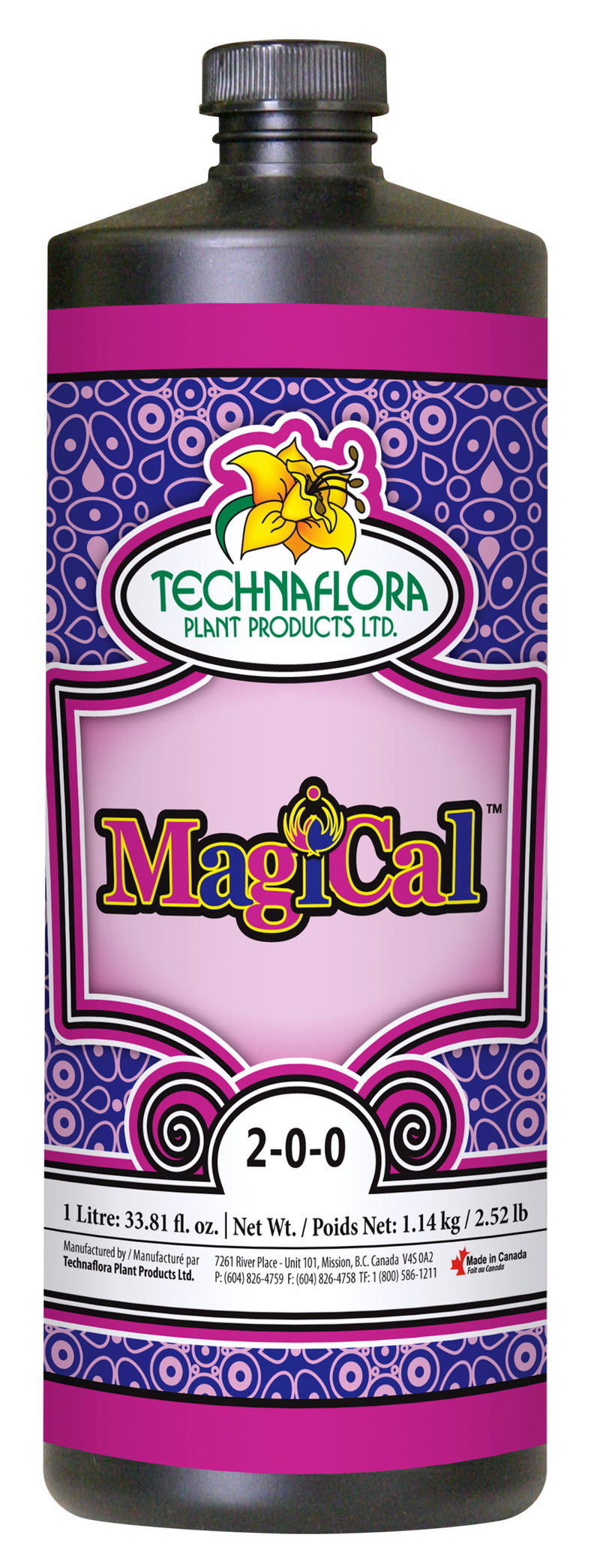 Technaflora® MagiCal™ 2 - 0 - 0
