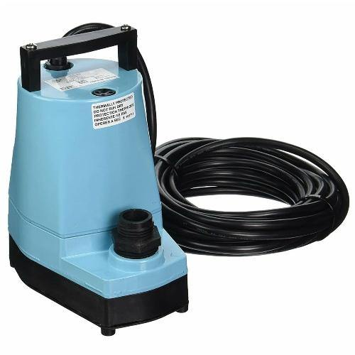 Little Giant 5-MSP Submersible Utility Pump 1200GPH