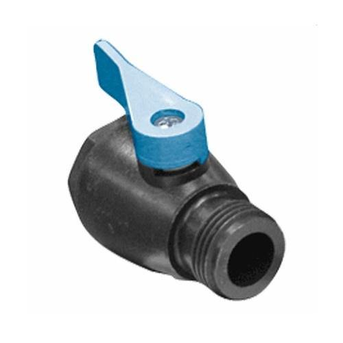 Dramm 74 Shut-Off Valve Full Flow