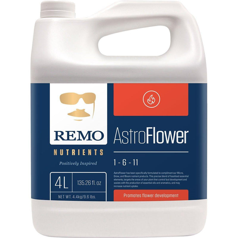 Remo's Astro Flower - GrowDudes