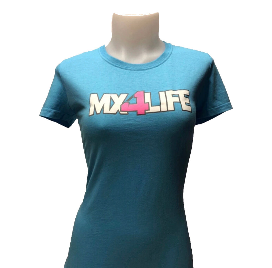 MX4LIFE LADIES T SHIRT
