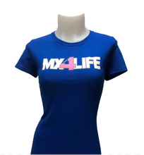 MX4LIFE LADIES T SHIRTS.