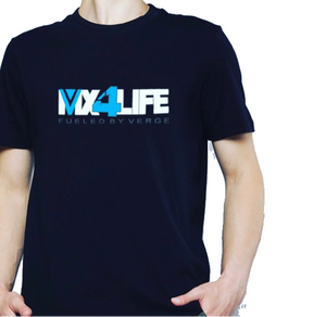 MX4LIFE FUELED BY VERGE T SHIRT