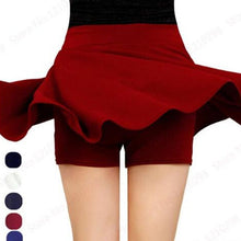 Load image into Gallery viewer, Sports Tennis Fitness Short Skirt Breathable Quick drying Women Sport Tennis Skirt