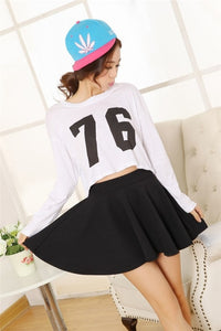 Sports Tennis Fitness Short Skirt Breathable Quick drying Women Sport Tennis Skirt