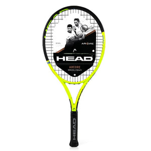 Buy Head Tennis Racquets Shock Absorption Handle With String Bag For Men Women
